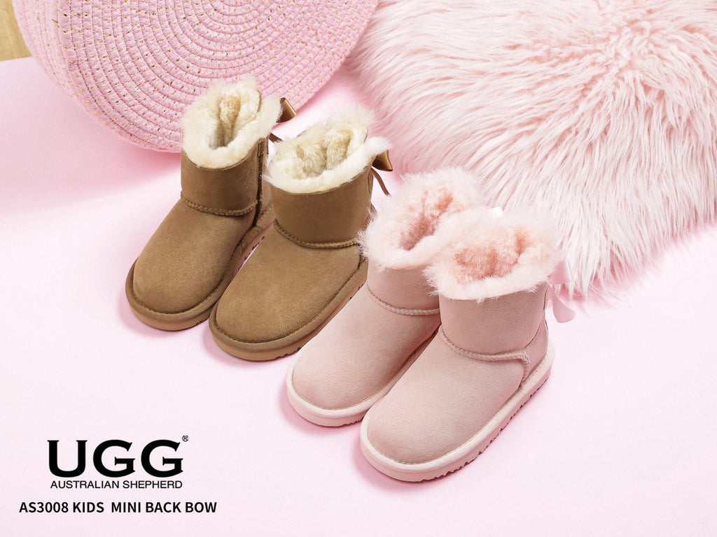 pink and brown ugg boots