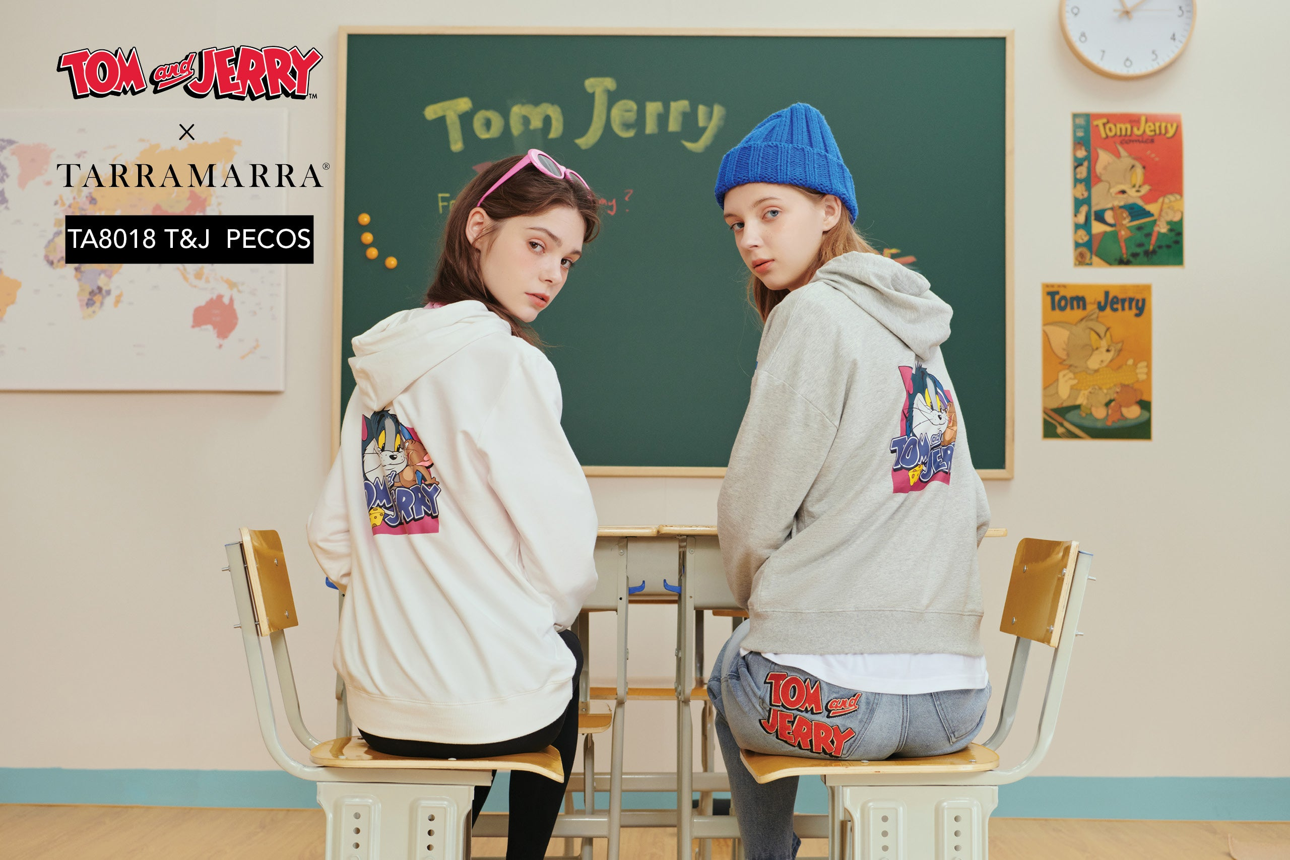 tom & jerry jumpers