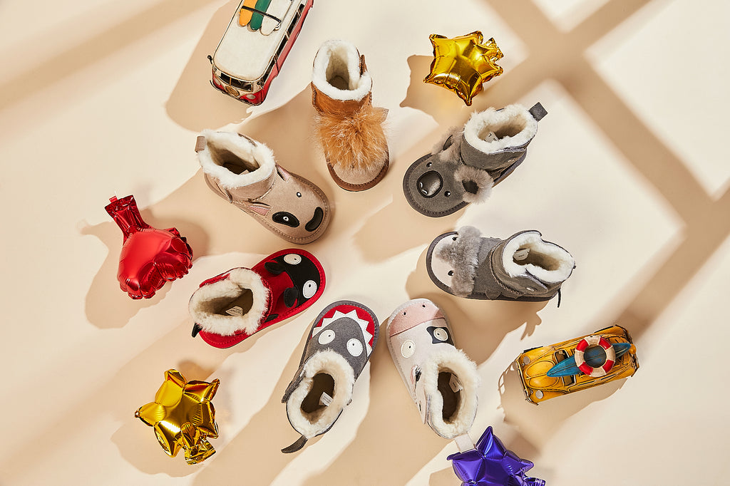 animal themed ugg boots for toddlers