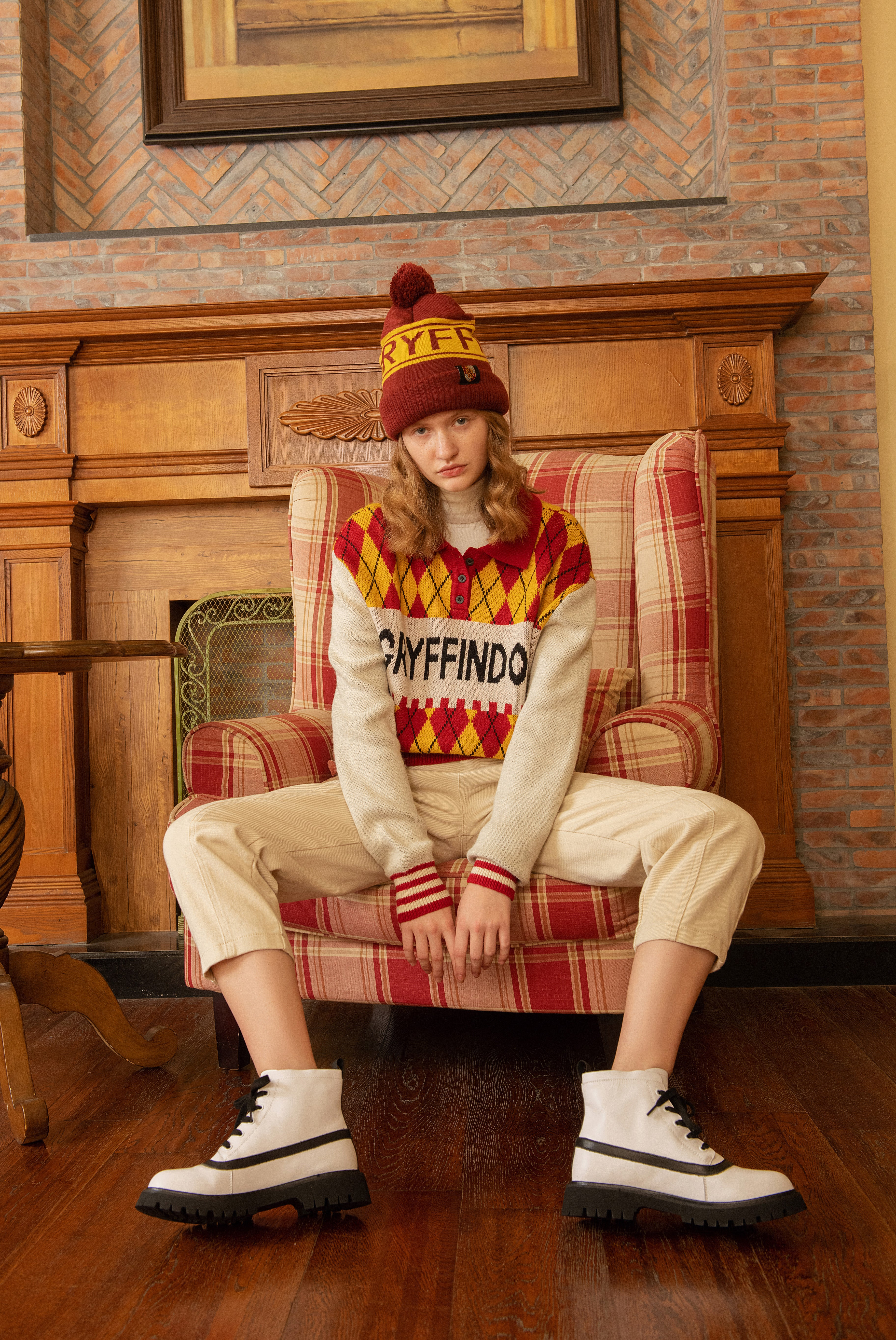 harry potter house sweater