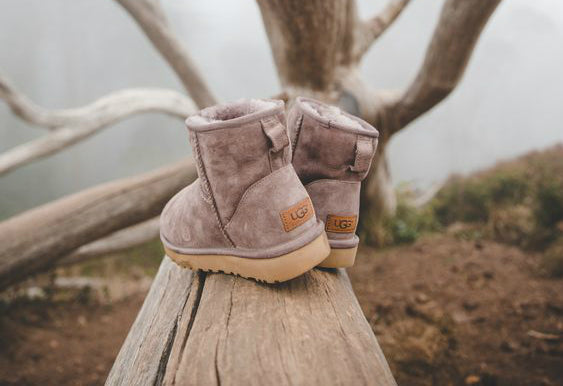 ugg boots for a winter gift box