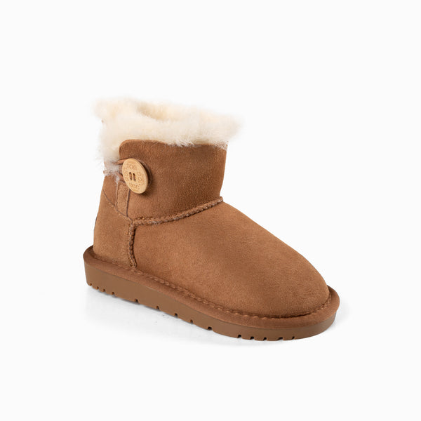 UGG Ladies Bailey Bow Short Classic Boots #11837