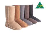 AS Unisex Tall Classic Australian Made Ugg Boots