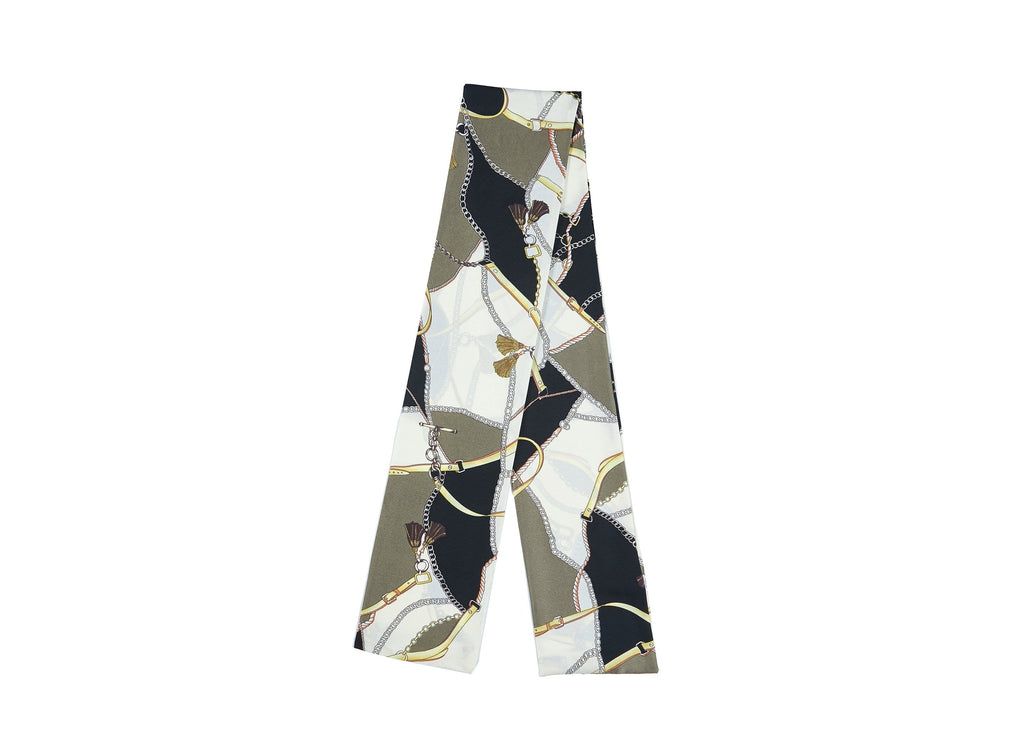 Accessories - Long Silk Scarves
