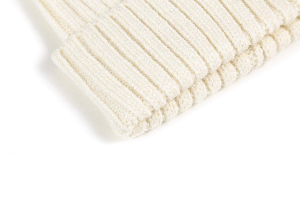 Accessories - TA Lily White Beanie