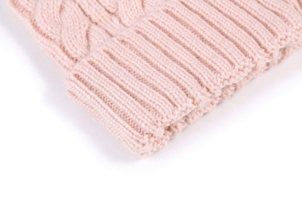 Accessories - TA Maya Beanie Detachable Pom Pom
