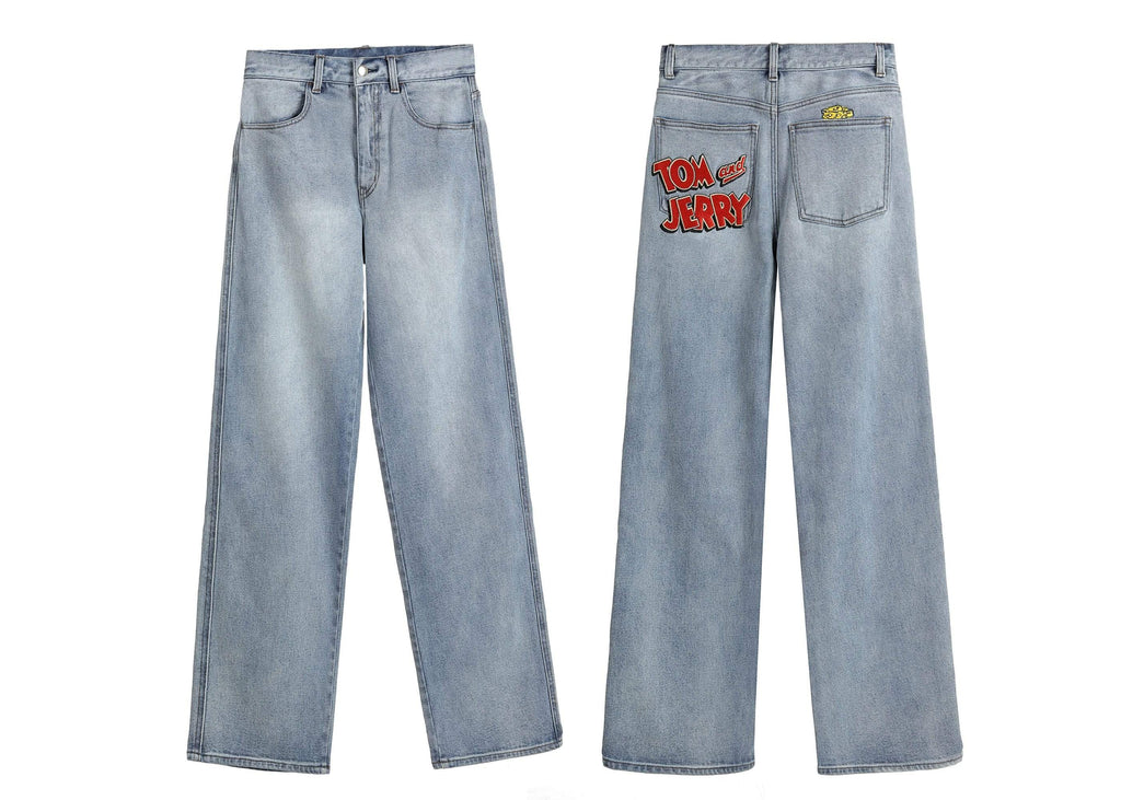 Apparel - Tom And Jerry Jeans Karl