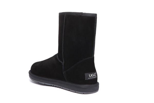 Boots - AS UGG Boots Unisex Short Classic Suede #15810