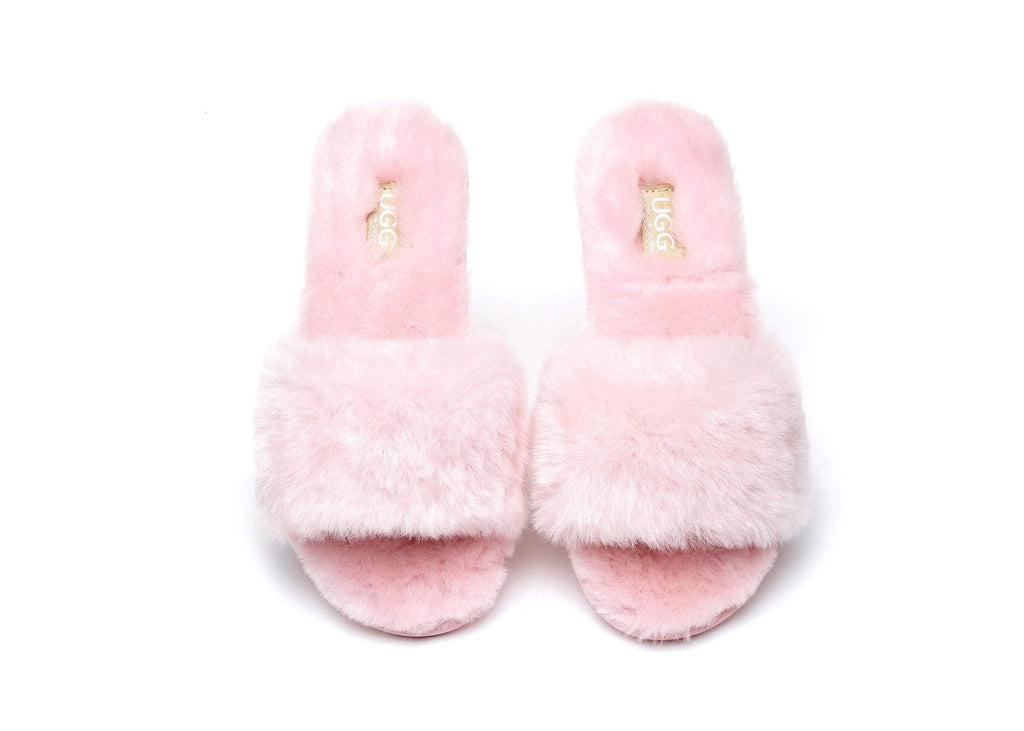 Boots - AS UGG Slipper Nala With Fluffy Slides