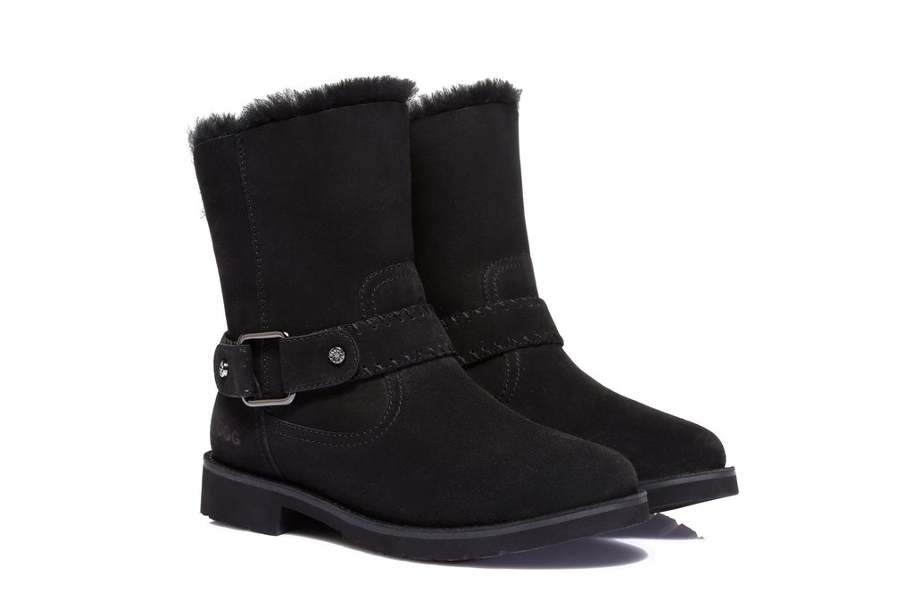 Boots - Ever UGG Ladies Fashion Boots Sarah #11885 (11709961683)