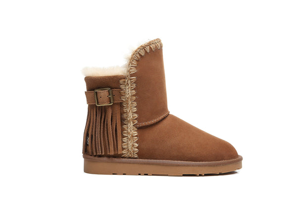 Boots - Ever UGG Ladies Short Boots Hannah #111007