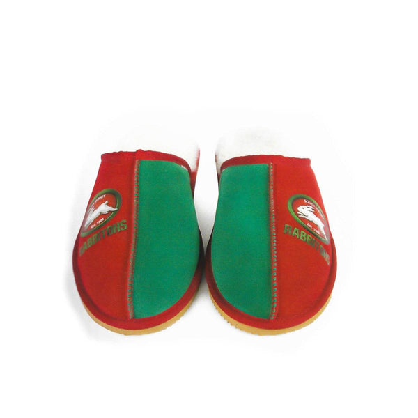 Boots - NRL Official Licensed UGG Adult Unisex Slippers South Sydney Rabbitohs