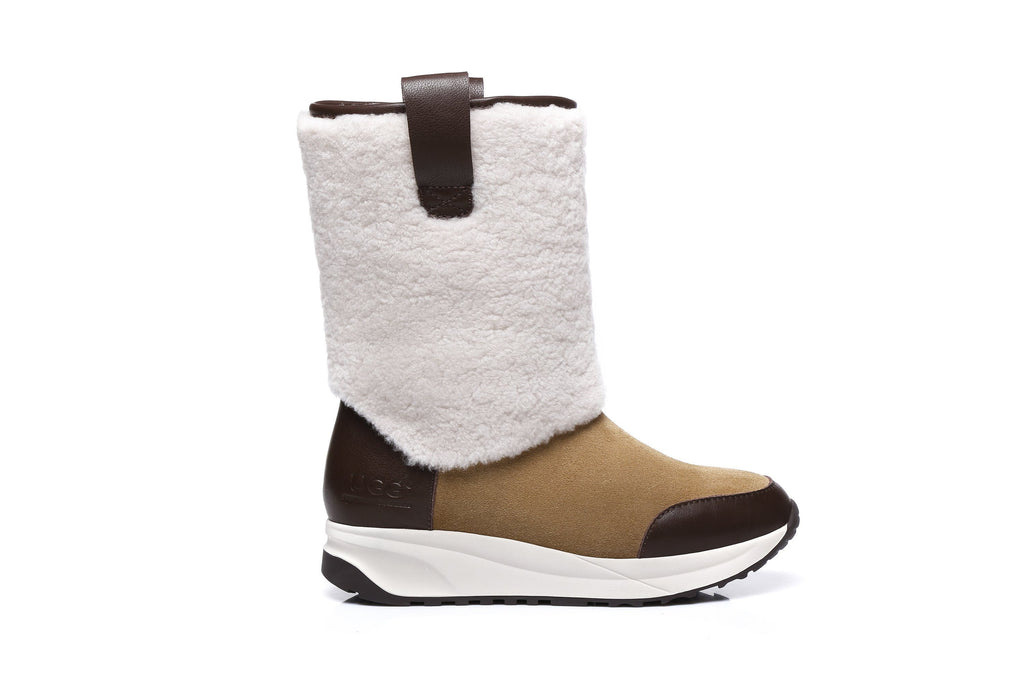Fashion - AS UGG Platform Boots Echo #521002 (2207366512698)