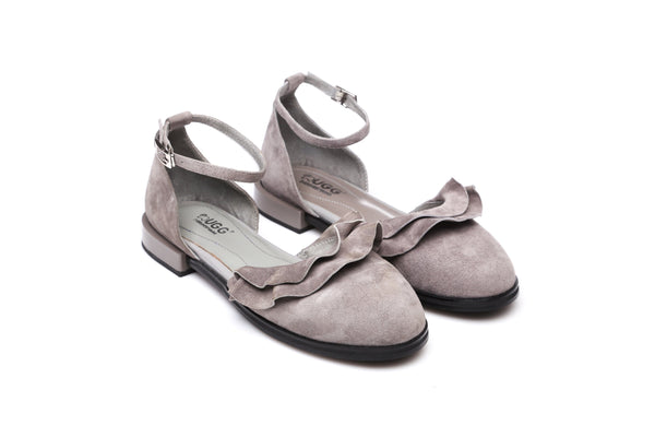 Fashion - Ever UGG Flat Falbala #11698