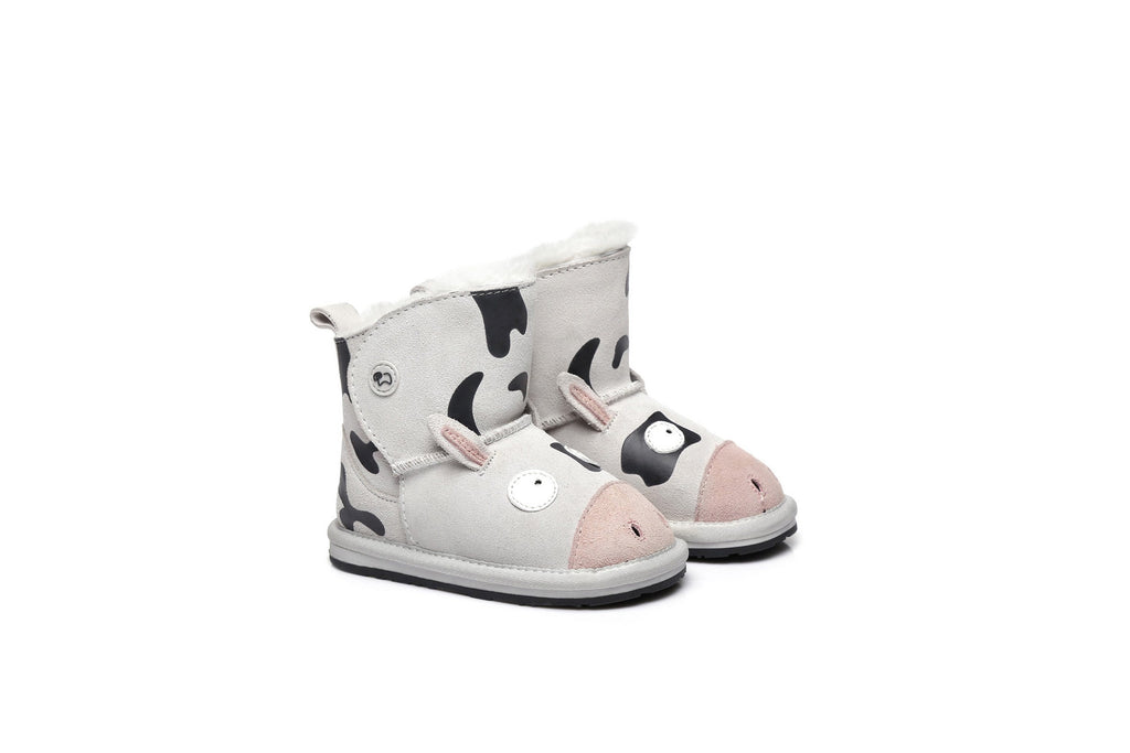 Ever UGG Cow Toddler #21434 (2128198041658)