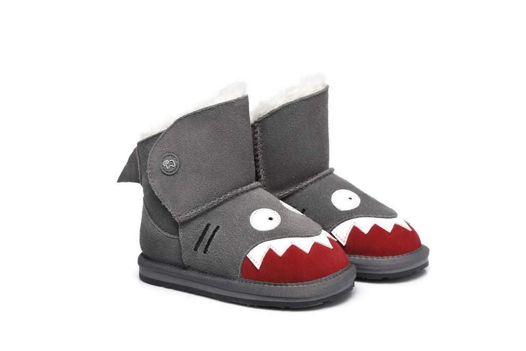Ever UGG Shark Toddler #21433 (2128179068986)