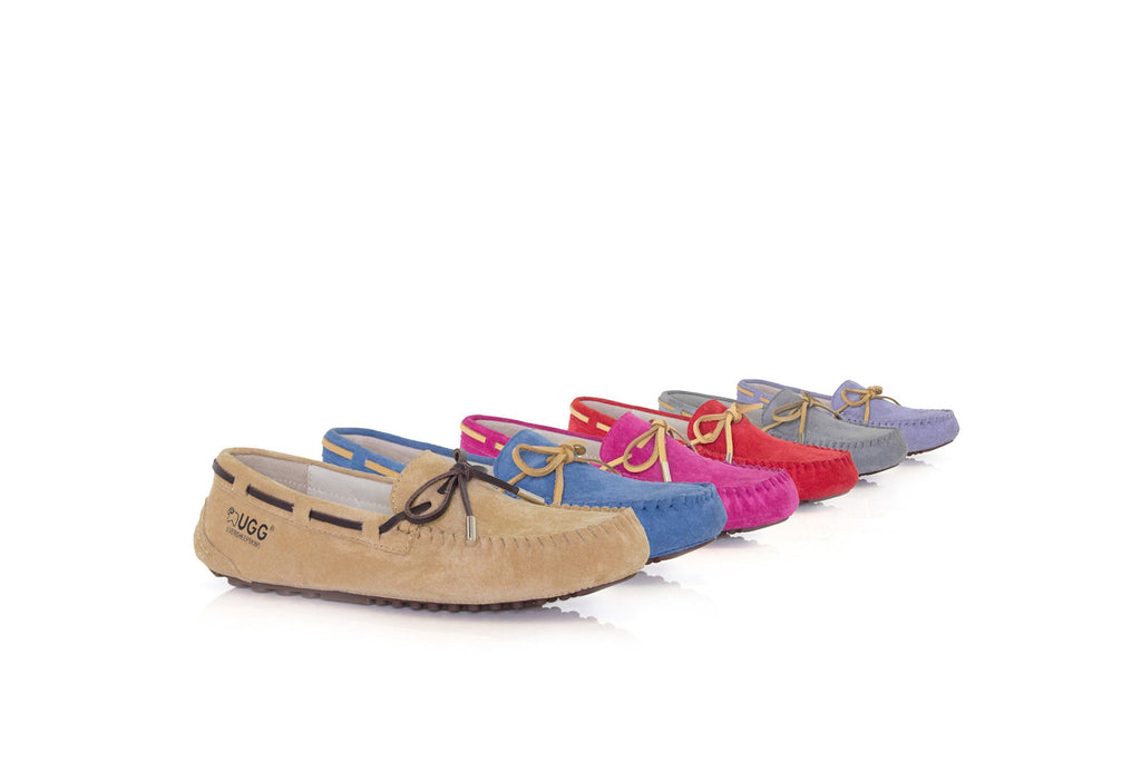 Ever UGG Ladies Summer Moccasins #SP11622 -Clearance