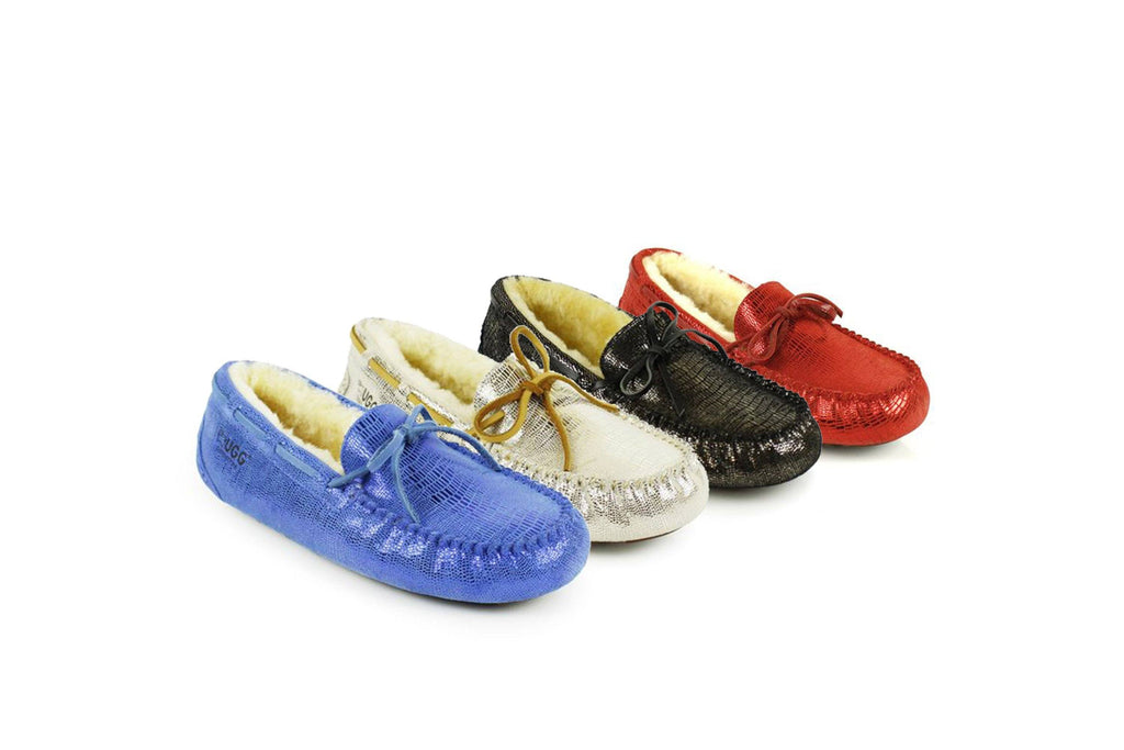 Ever UGG Lizard moccasin Flats #SP11652 (39658061843)