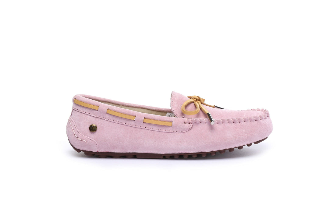 1a674e84020 Ever UGG Ladies Summer Lace Moccasins 11622