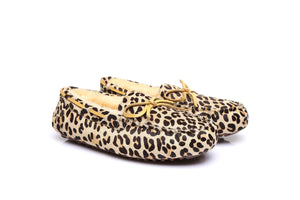 Ever Ugg Safari Animal Print Moccasin #11653
