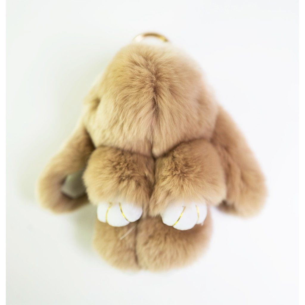 Others - Jonstew Toy Cute Rabbit Hair Dolls Key Chins (667612905530)