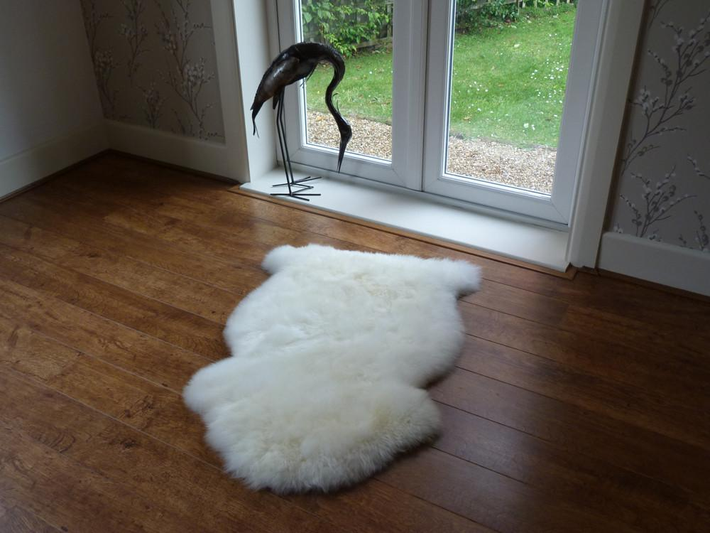 Others - Premium Australian Lambskin Sheepskin Soft Long Wool Rugs, 80/95/115cm (10310537299)