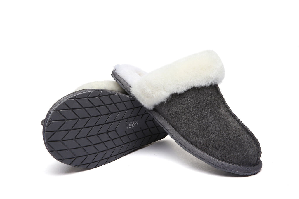 Scuff - AS UGG Rosa Unisex Scuff/Slippers #15636 (12432450387)
