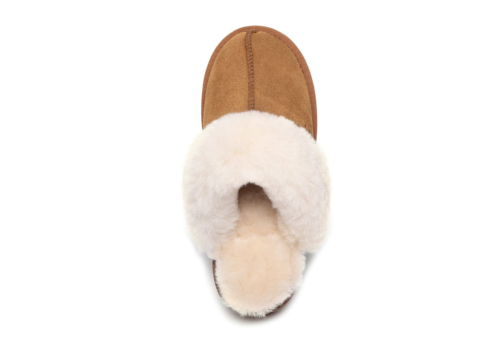 Scuff - AS UGG Unisex Muffin Scuff Slippers #15564 (1808433446970)