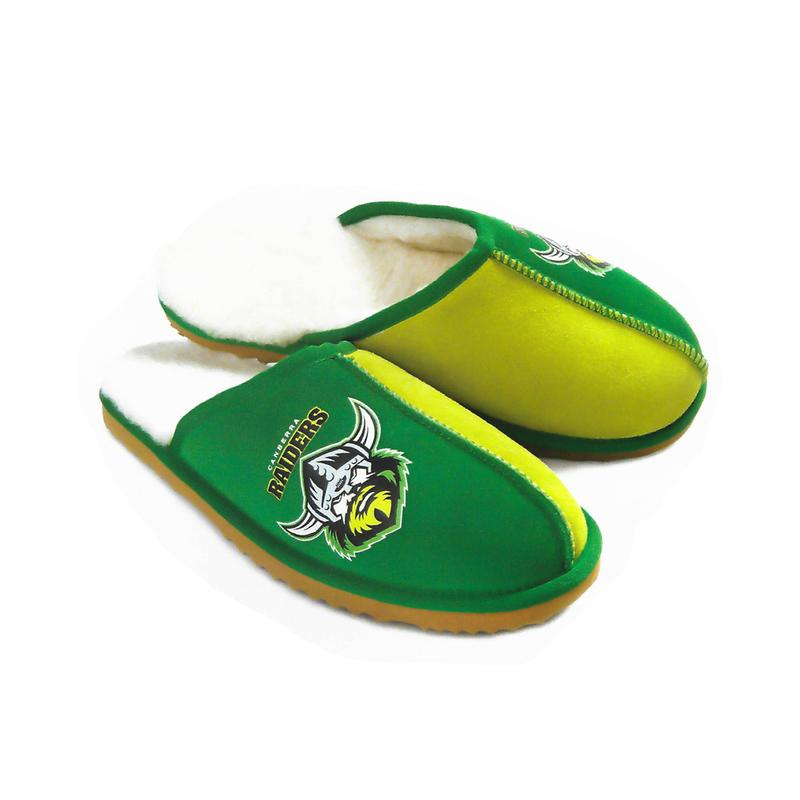NRL Official Licensed UGG Adult Unisex Slippers 8 Teams Group A