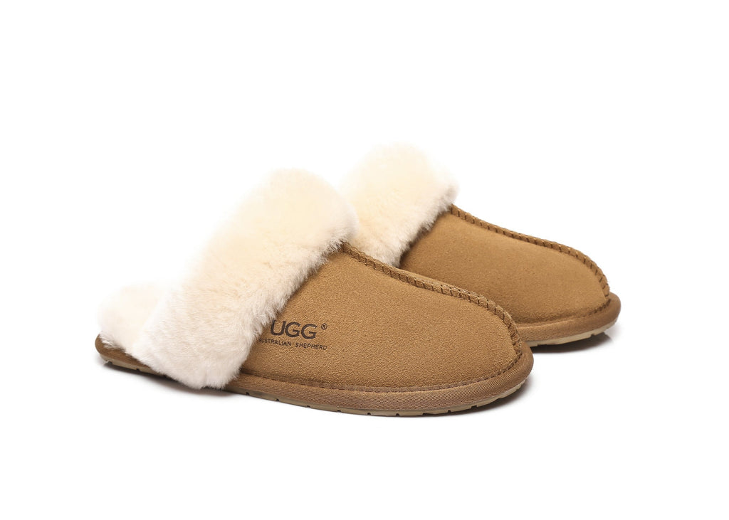 AS UGG Rosa Unisex Scuff/ Ugg Slippers
