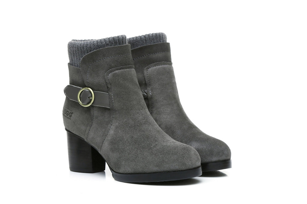 Shoes - Ever UGG Boots Buckle Nicole  #11750 (11023084371)