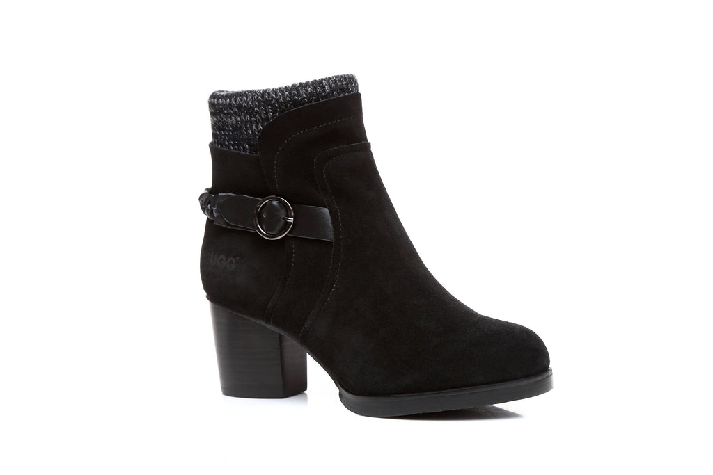 Shoes - Ever UGG Boots Buckle Nicole  #11750