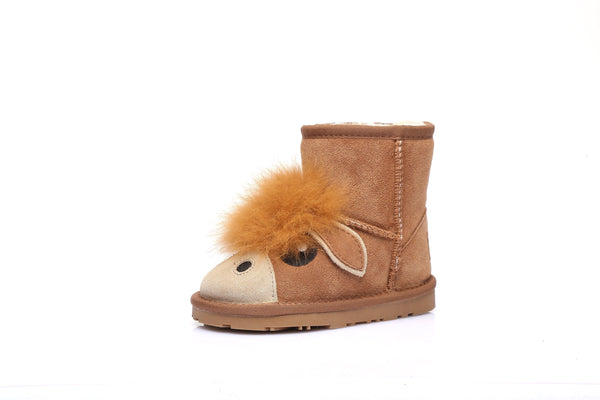 Shoes - Ever UGG Kids Pony Mini Classic #11523