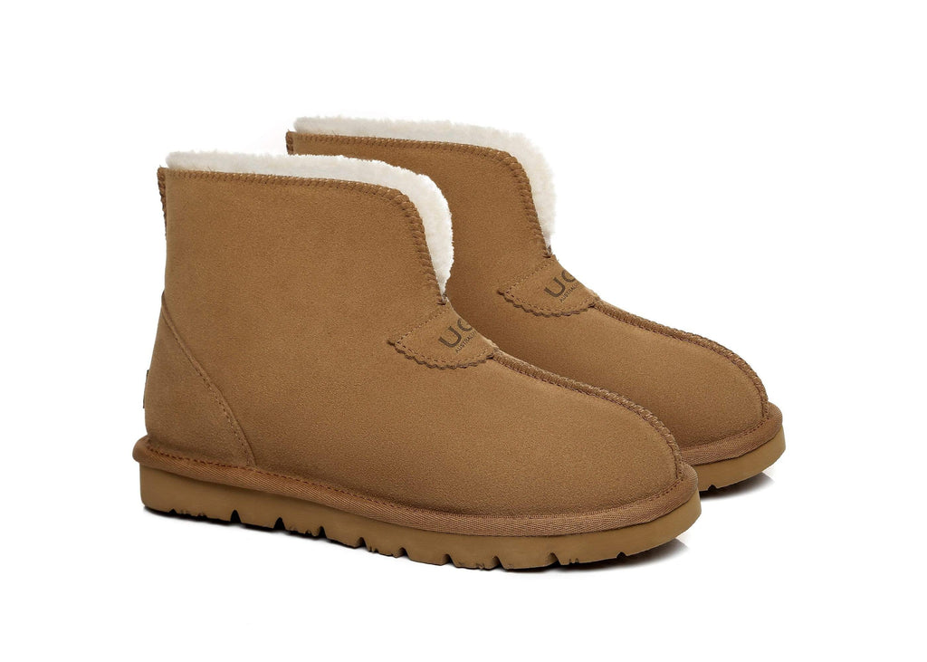 Slippers - AS UGG Unisex Mini Boots Riley