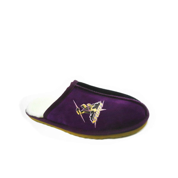 Slippers - NRL Official Licensed UGG Adult Unisex Slippers Melbourne Storm