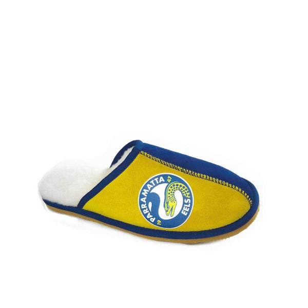 Slippers - NRL Official Licensed UGG Adult Unisex Slippers Parramatta Eels