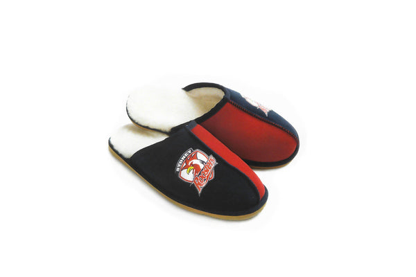 Slippers - NRL Official Licensed UGG Adult Unisex Slippers Sydney Roosters