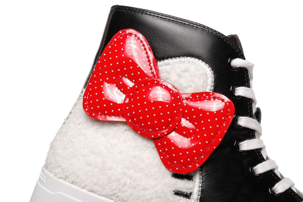 Hello Kitty Hi-top Sneaker #826013 (2513386012730)