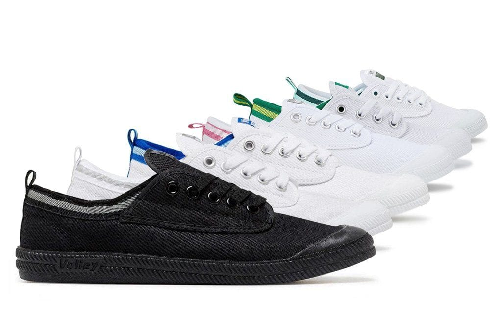 Volley Unisex Adult Sneaker International Canvas #BC600000/BC600000S
