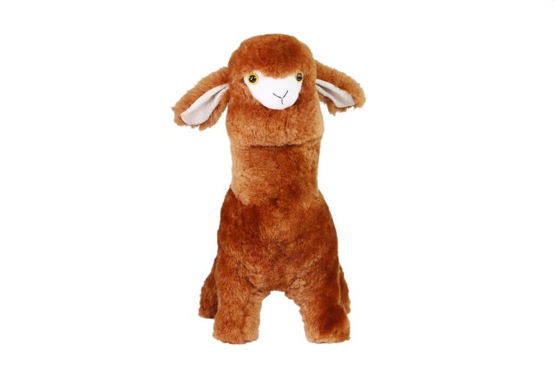 Alpaca Stuffed Animal Soft Plush Toy (4367832416314)
