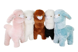 Alpaca Stuffed Animal Soft Plush Toy