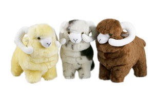 Goat Stuffed Animal Soft Plush Toy