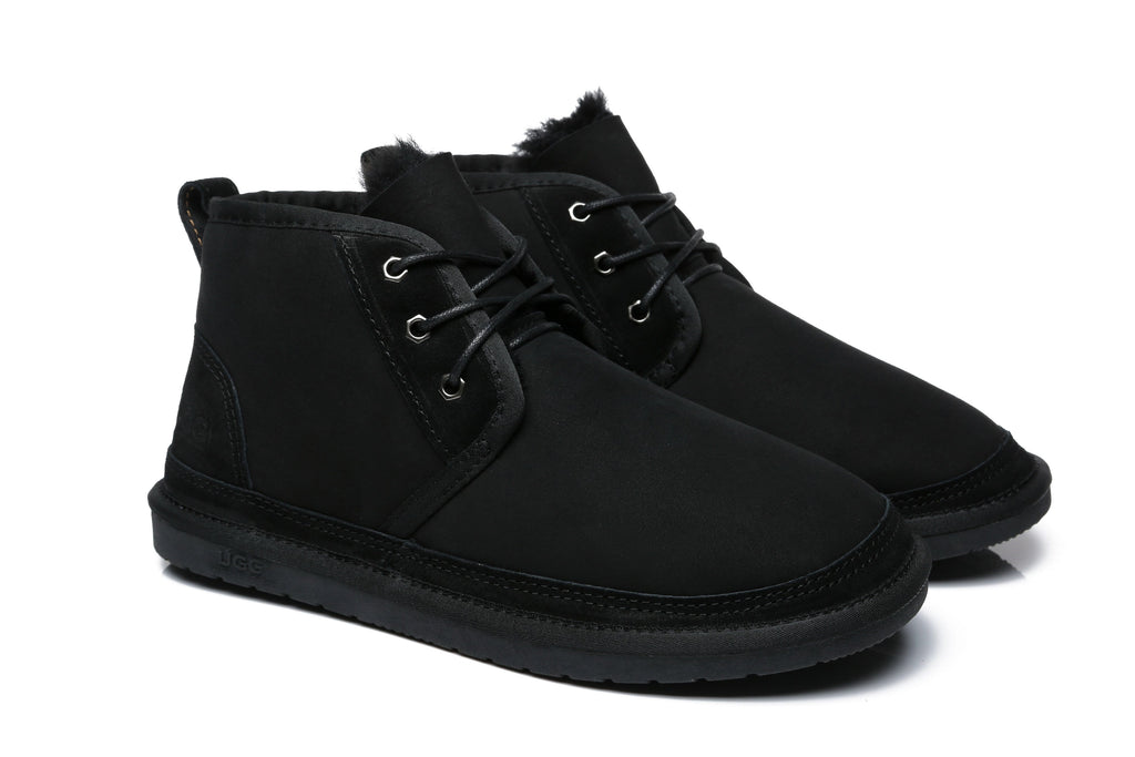 UGG Boots - AS Men Casual Ugg Boots Kelvin