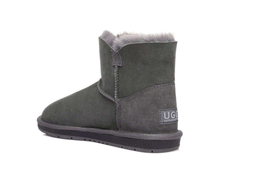 UGG Boots - AS Mini Button UGG Boots  #15702