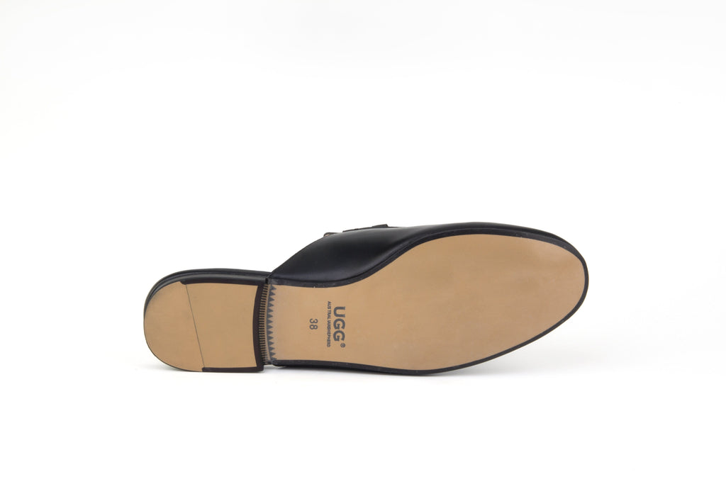 UGG Boots - AS*Miranda , Fashion Four Season Sandals, Horsebit Slide (2110926389306)
