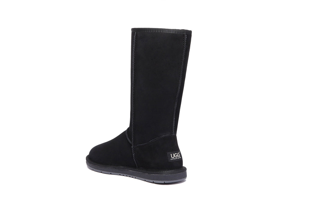 UGG Boots - AS UGG Boots Tall Side Zip #15984 (10762416275)