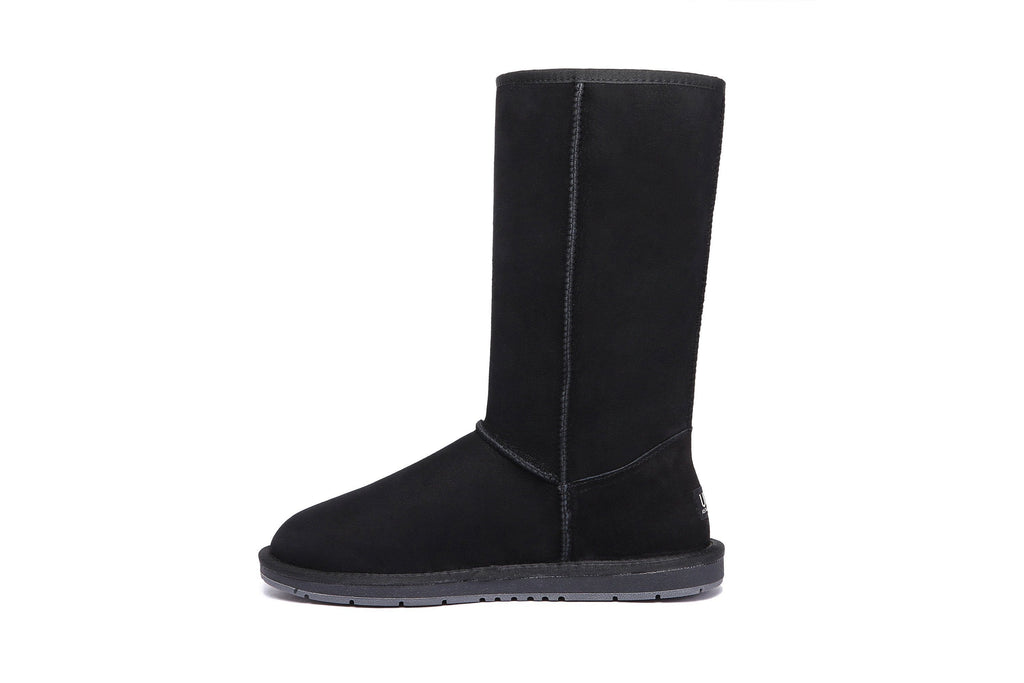 35f59c1f175 UGG Boots Australia Premium Double Face Sheepski Tall Side Zip,Water  Resistant #15984