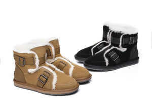 AS UGG Buckle Boots Helmi #521003