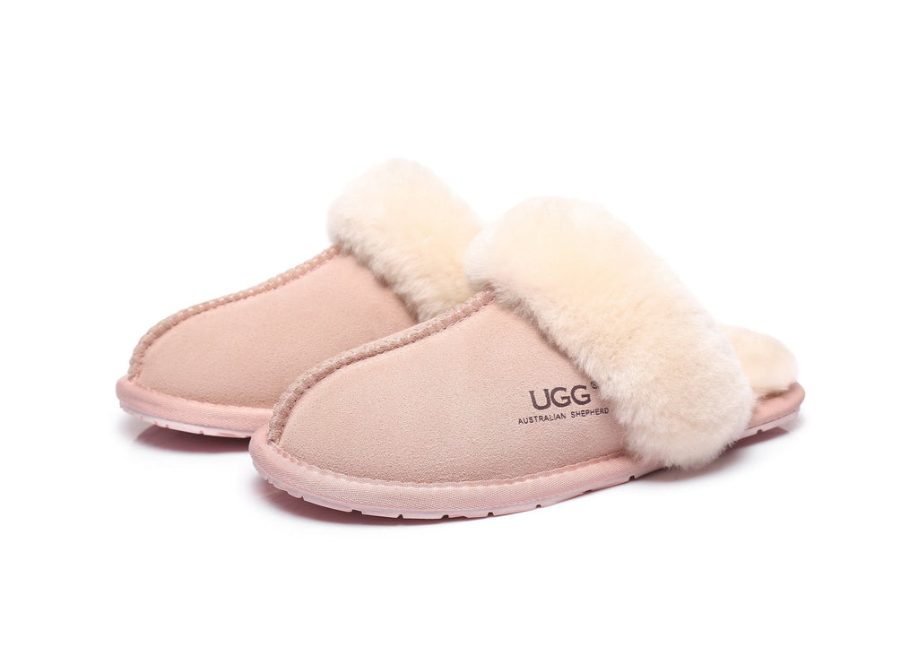 AS UGG Kids Unisex Rosa Slipper Scuff
