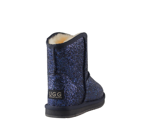 UGG Boots - AS UGG Snowflake Cover Short Boots #11880 -Clearance Sale